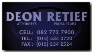 Deon Retief card0001